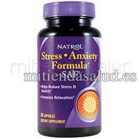 SAF (Stress Ansiedad Formula) 90 capsulas