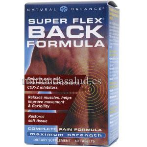 Superflex-3 150 tabletas (Glucosamina + Chondroitine + MSM)