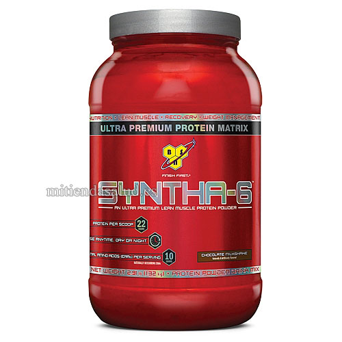 SYNTHA-6 BSN Banana 2.91 lb