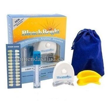 Sistema de blanqueamiento dental UV