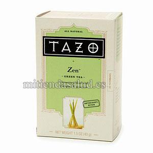 Tazo Zen Green Tea Te verde 20 bolsitas