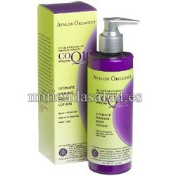 Co q10 Locion Reafirmante Avalon Organics 8 oz
