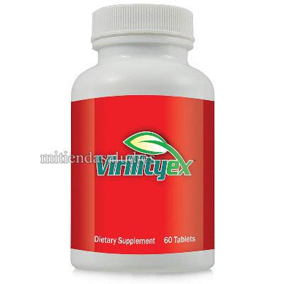 Virility Ex Alargamiento de Pene 60 capsulas