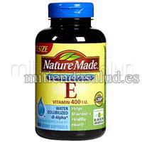 Vitamina E 400 IU 350 capsulas