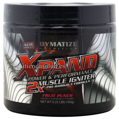 XPAND 2X MUSCLE IGNITER dymatize Fruit Punch 0.79 lbs
