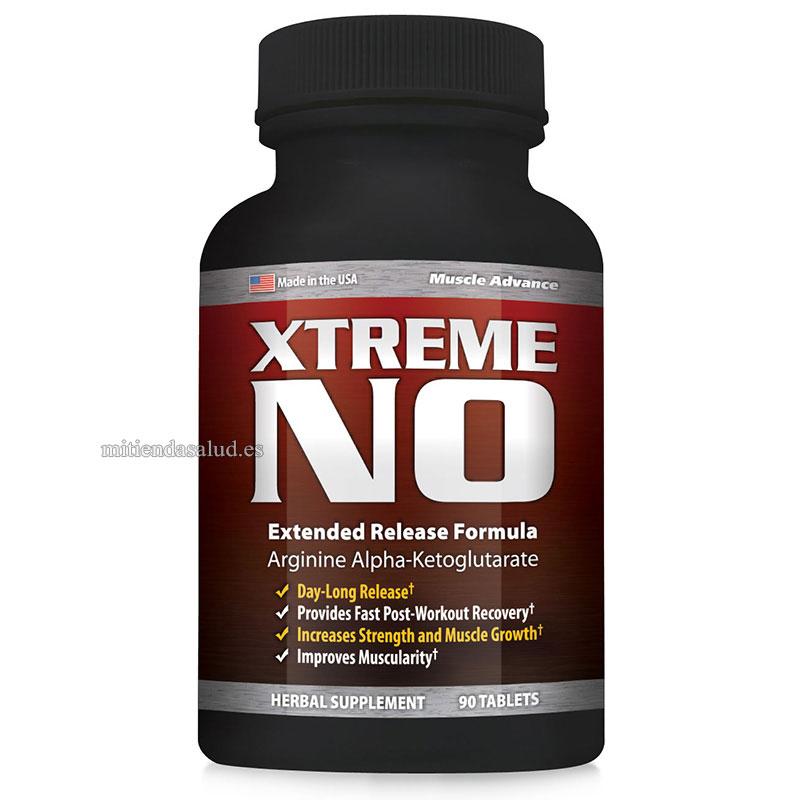 Xtreme NO 60 capsulas